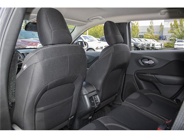 2015 Jeep Cherokee North (Stk: J863950A) in Abbotsford - Image 13 of 25