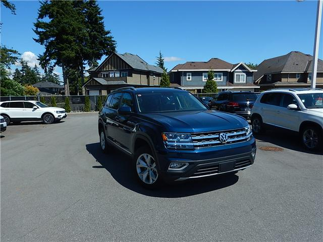 2018 Volkswagen Atlas 3.6 FSI Highline (Stk: JA564096) in Surrey - Image 29 of 29