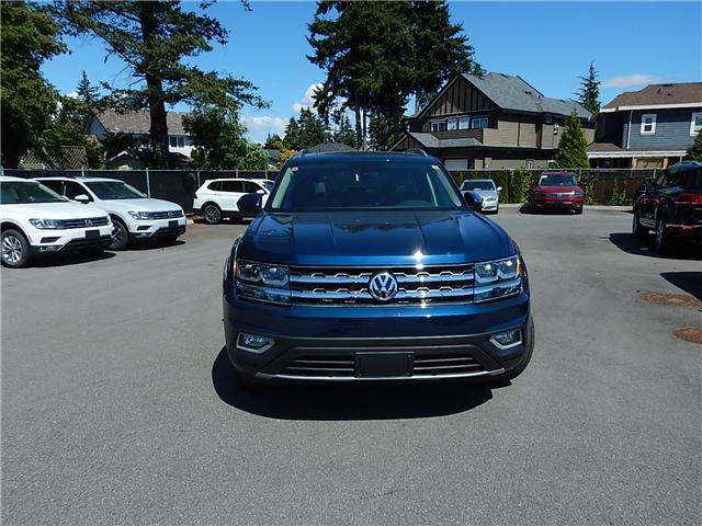 2018 Volkswagen Atlas 3.6 FSI Highline (Stk: JA564096) in Surrey - Image 3 of 29