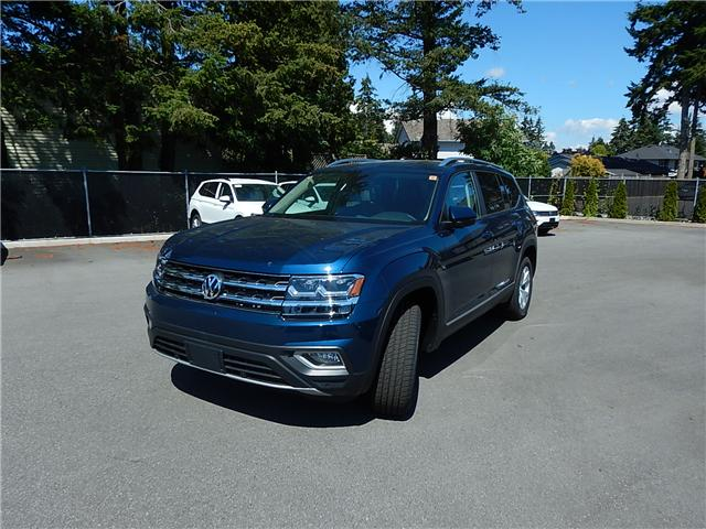 2018 Volkswagen Atlas 3.6 FSI Highline (Stk: JA564096) in Surrey - Image 4 of 29