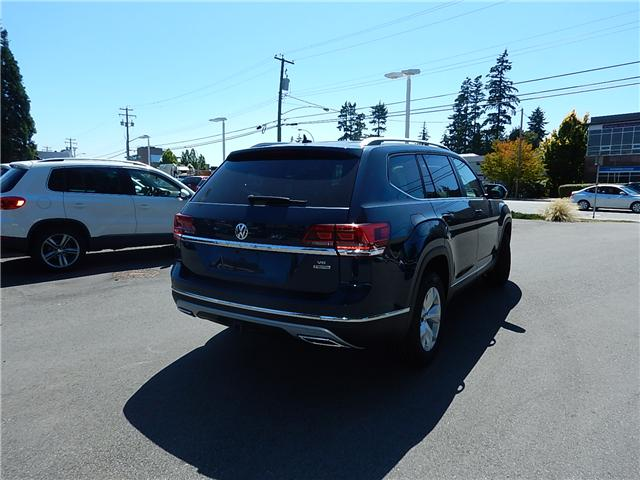 2018 Volkswagen Atlas 3.6 FSI Highline (Stk: JA564096) in Surrey - Image 5 of 29