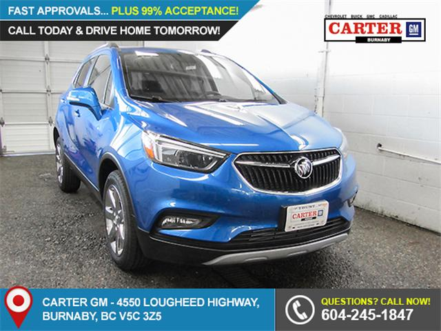 2018 Buick Encore Essence (Stk: E8-08610) in Burnaby - Image 1 of 7