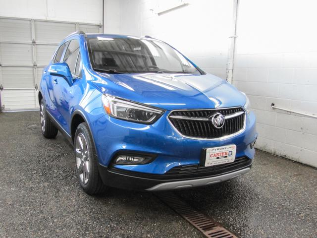 2018 Buick Encore Essence (Stk: E8-08610) in Burnaby - Image 2 of 7