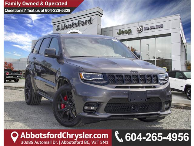2018 Jeep Grand Cherokee SRT (Stk: J394952) in Abbotsford - Image 1 of 29