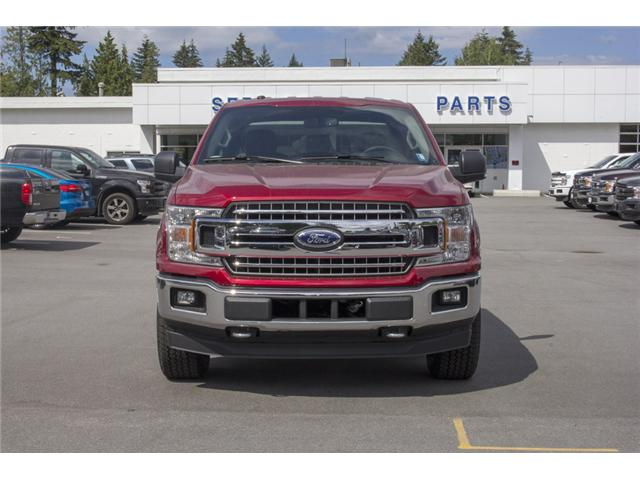 2018 Ford F-150 XLT (Stk: 8F12385) in Surrey - Image 2 of 27