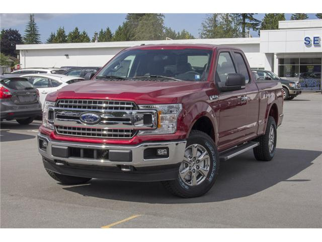 2018 Ford F-150 XLT (Stk: 8F12385) in Surrey - Image 3 of 27