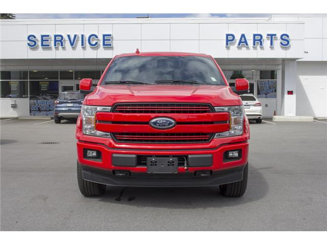2018 Ford F-150 Lariat (Stk: 8F12626) in Surrey - Image 2 of 27