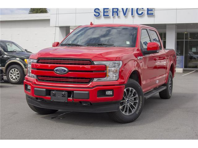 2018 Ford F-150 Lariat (Stk: 8F12626) in Surrey - Image 3 of 27