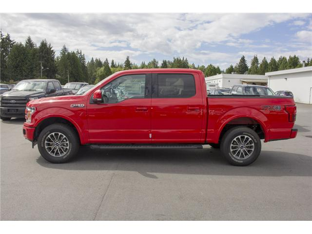 2018 Ford F-150 Lariat (Stk: 8F12626) in Surrey - Image 4 of 27