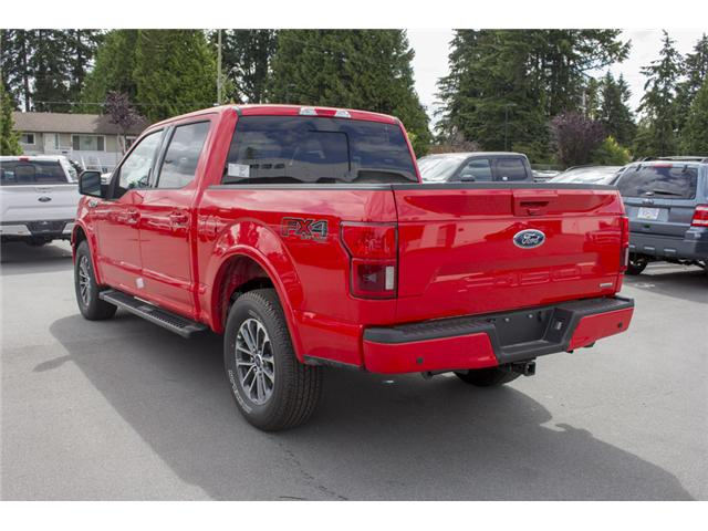 2018 Ford F-150 Lariat (Stk: 8F12626) in Surrey - Image 5 of 27