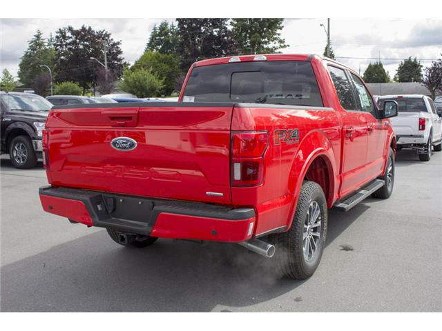 2018 Ford F-150 Lariat (Stk: 8F12626) in Surrey - Image 7 of 27