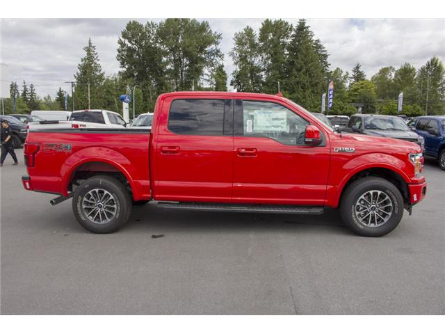 2018 Ford F-150 Lariat (Stk: 8F12626) in Surrey - Image 8 of 27