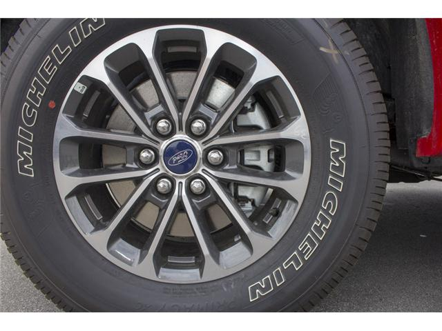 2018 Ford F-150 Lariat (Stk: 8F12626) in Surrey - Image 9 of 27