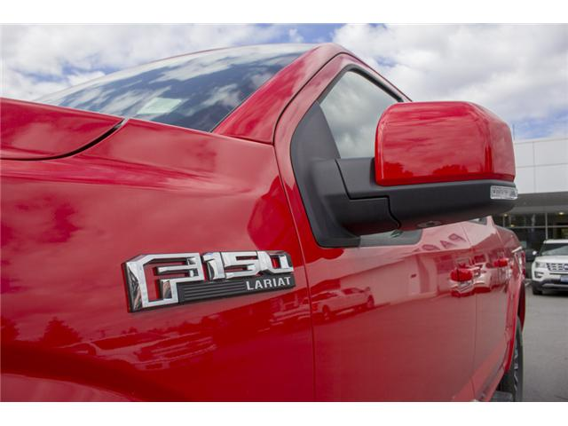 2018 Ford F-150 Lariat (Stk: 8F12626) in Surrey - Image 10 of 27