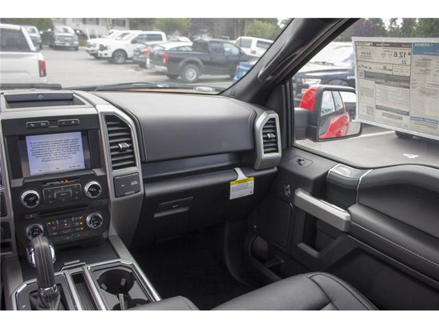 2018 Ford F-150 Lariat (Stk: 8F12626) in Surrey - Image 15 of 27