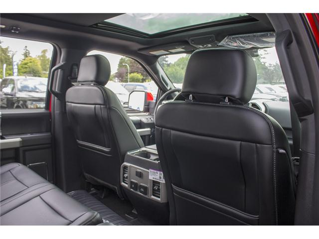 2018 Ford F-150 Lariat (Stk: 8F12626) in Surrey - Image 16 of 27