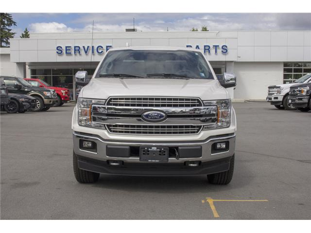 2018 Ford F-150 Lariat (Stk: 8F14255) in Surrey - Image 2 of 30