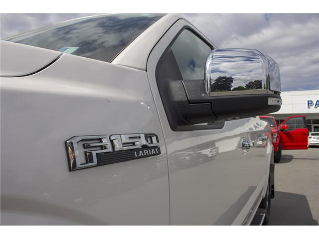2018 Ford F-150 Lariat (Stk: 8F14255) in Surrey - Image 12 of 30