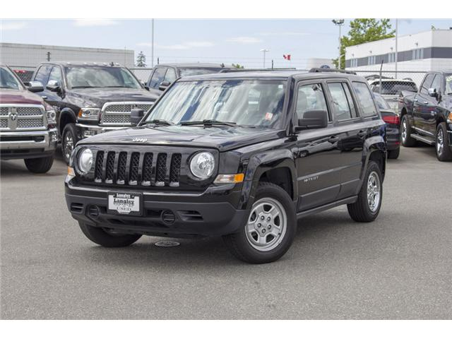 2017 Jeep Patriot Sport/North (Stk: EE890280A) in Surrey - Image 3 of 26