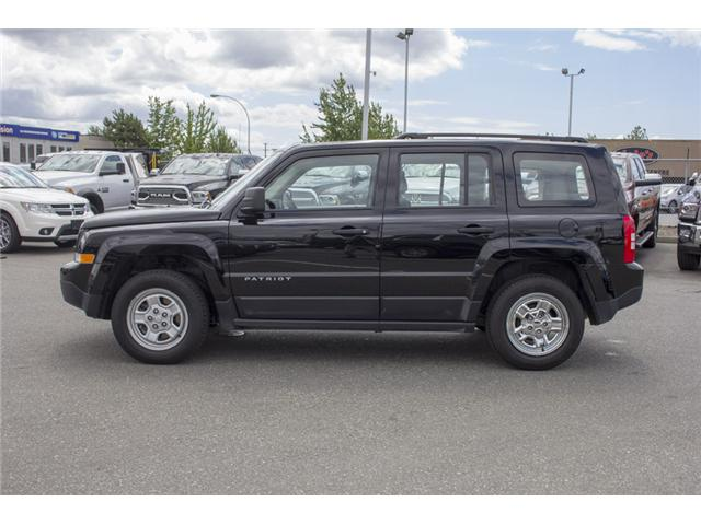 2017 Jeep Patriot Sport/North (Stk: EE890280A) in Surrey - Image 4 of 26