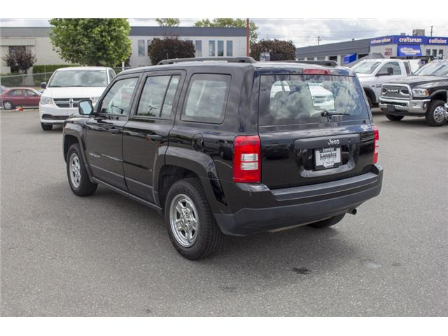 2017 Jeep Patriot Sport/North (Stk: EE890280A) in Surrey - Image 5 of 26
