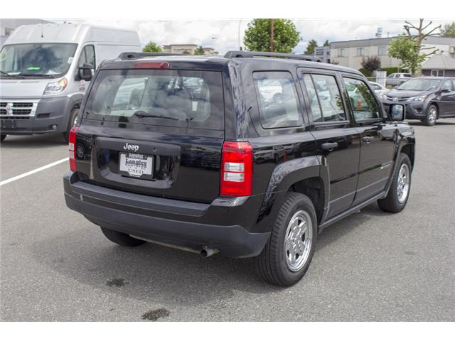 2017 Jeep Patriot Sport/North (Stk: EE890280A) in Surrey - Image 7 of 26