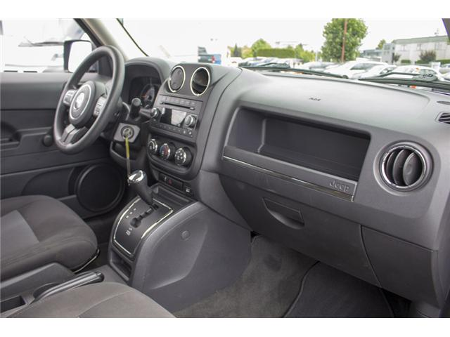 2017 Jeep Patriot Sport/North (Stk: EE890280A) in Surrey - Image 16 of 26