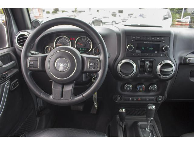 2013 Jeep Wrangler Unlimited Sahara (Stk: EE891580B) in Surrey - Image 15 of 25