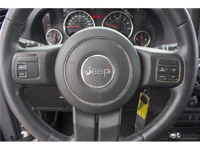 2013 Jeep Wrangler Unlimited Sahara (Stk: EE891580B) in Surrey - Image 20 of 25