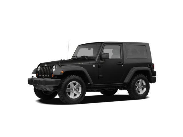 2009 Jeep Wrangler Sahara (Stk: 1814751) in Thunder Bay - Image 1 of 1