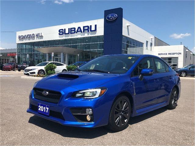 2017 Subaru WRX Sport (Stk: LP0161) in RICHMOND HILL - Image 1 of 18