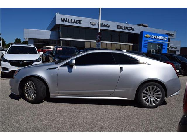 2011 Cadillac CTS LOW KMS!/LUX PKG/SUNRF/HTD&CLD STS/BOSE/REAR CAM (Stk: 354568B) in Milton - Image 2 of 18