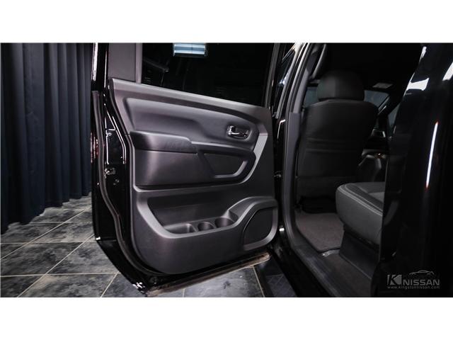 2018 Nissan Titan Midnight Edition (Stk: 18-127) in Kingston - Image 7 of 32