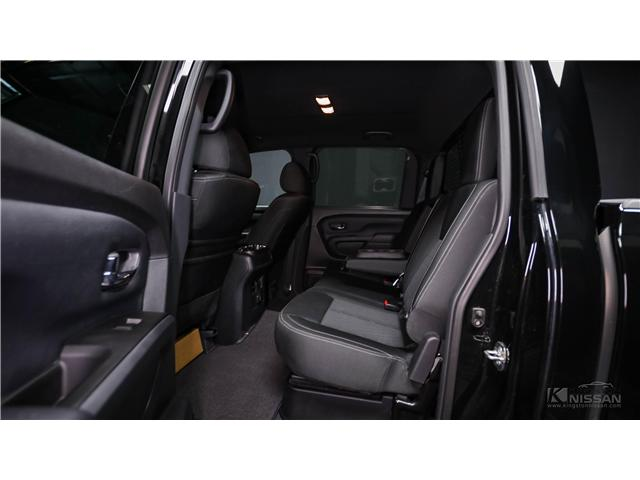 2018 Nissan Titan Midnight Edition (Stk: 18-127) in Kingston - Image 8 of 32