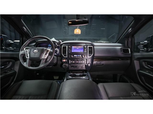 2018 Nissan Titan Midnight Edition (Stk: 18-127) in Kingston - Image 10 of 32