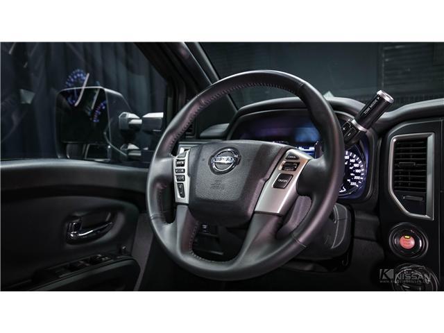 2018 Nissan Titan Midnight Edition (Stk: 18-127) in Kingston - Image 11 of 32