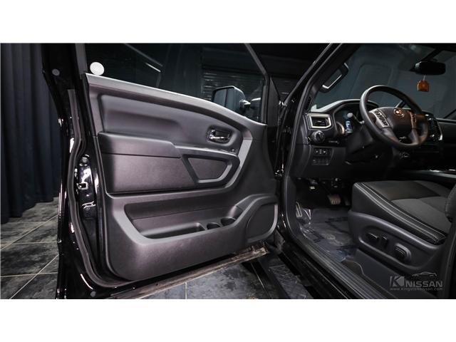 2018 Nissan Titan Midnight Edition (Stk: 18-127) in Kingston - Image 12 of 32