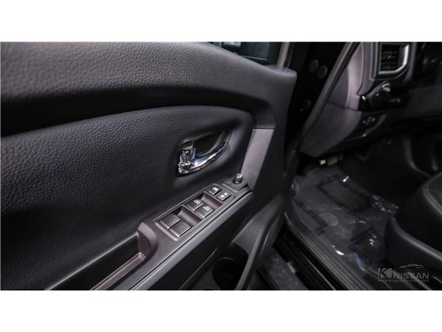 2018 Nissan Titan Midnight Edition (Stk: 18-127) in Kingston - Image 13 of 32