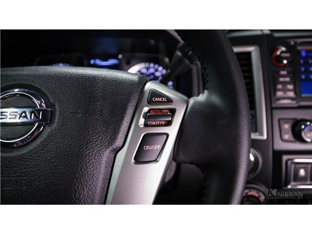 2018 Nissan Titan Midnight Edition (Stk: 18-127) in Kingston - Image 14 of 32
