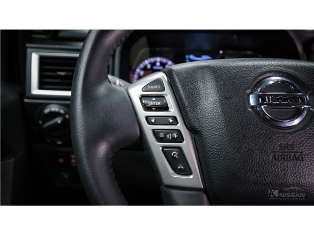 2018 Nissan Titan Midnight Edition (Stk: 18-127) in Kingston - Image 15 of 32