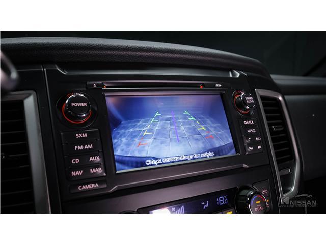 2018 Nissan Titan Midnight Edition (Stk: 18-127) in Kingston - Image 18 of 32