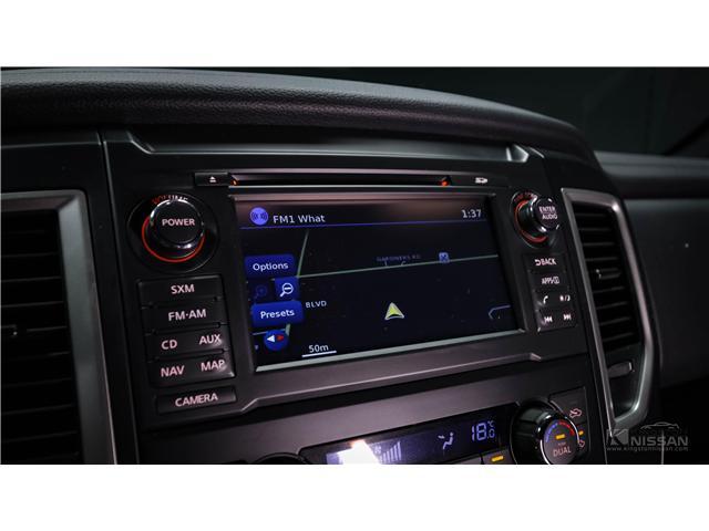 2018 Nissan Titan Midnight Edition (Stk: 18-127) in Kingston - Image 19 of 32