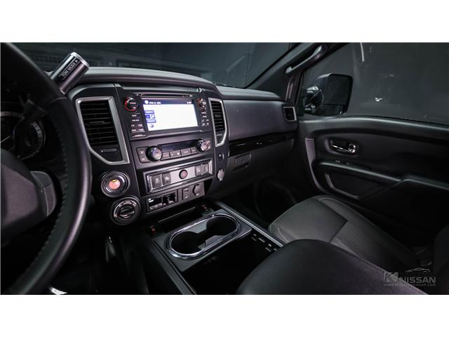 2018 Nissan Titan Midnight Edition (Stk: 18-127) in Kingston - Image 20 of 32