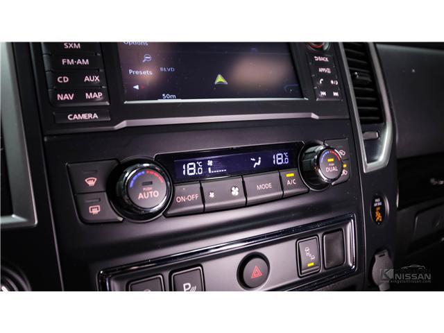 2018 Nissan Titan Midnight Edition (Stk: 18-127) in Kingston - Image 21 of 32
