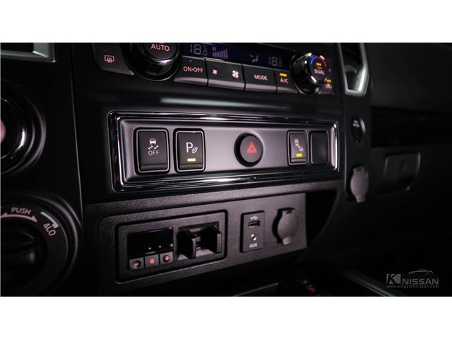 2018 Nissan Titan Midnight Edition (Stk: 18-127) in Kingston - Image 22 of 32