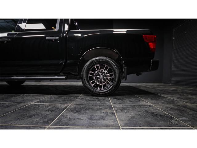 2018 Nissan Titan Midnight Edition (Stk: 18-127) in Kingston - Image 27 of 32