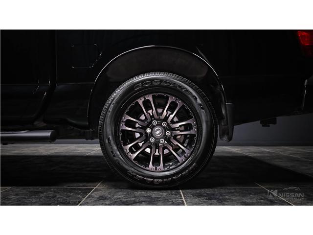 2018 Nissan Titan Midnight Edition (Stk: 18-127) in Kingston - Image 28 of 32