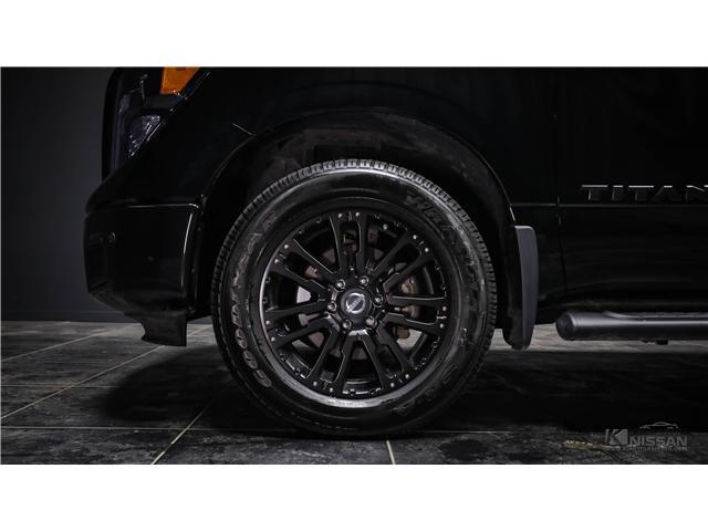 2018 Nissan Titan Midnight Edition (Stk: 18-127) in Kingston - Image 30 of 32