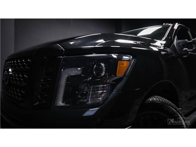 2018 Nissan Titan Midnight Edition (Stk: 18-127) in Kingston - Image 31 of 32