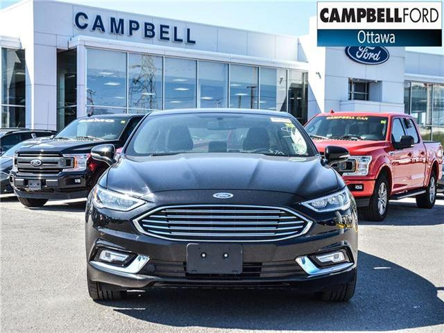2017 Ford Fusion SE AWD-LEATHER-NAV-POWER ROOF (Stk: 942730) in Ottawa - Image 2 of 23